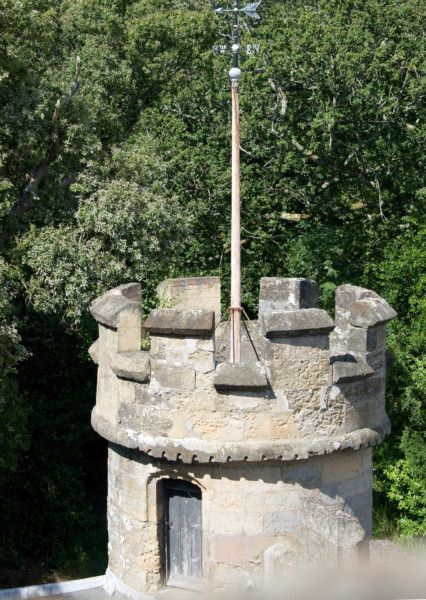 Castle Goring – Turret