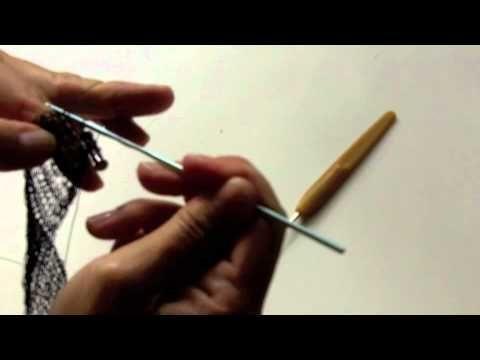 crochet wire bracelet tutorial