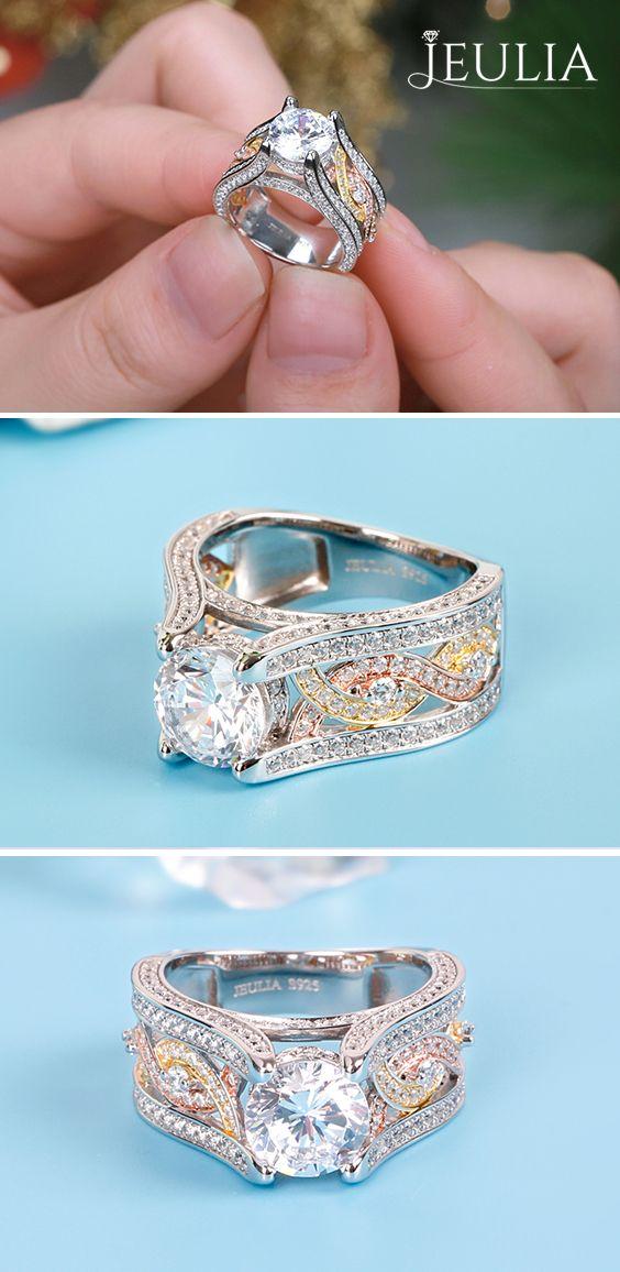 Best 25 3ct Engagement Ring Ideas On Pinterest Diamond