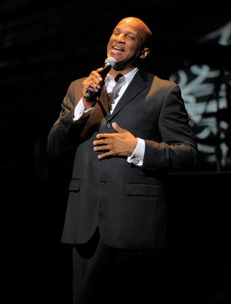 Donnie McClurkin, the most spectacular male voice in gospel music ...