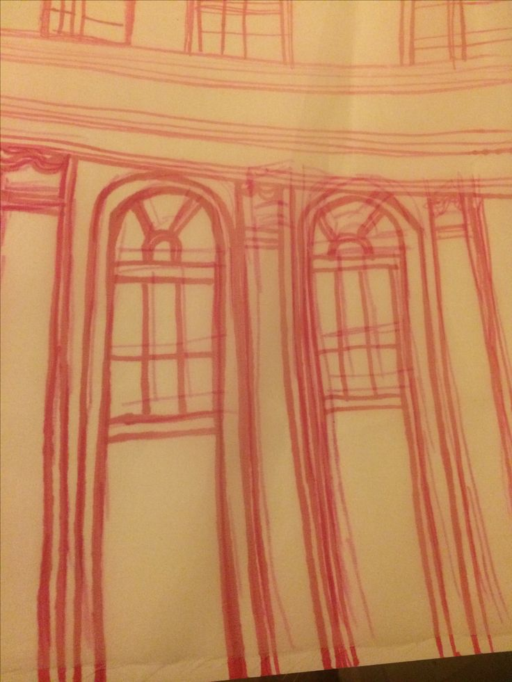 15/1/17 Continuation of tracing paper drawing with similar colours to create abstract illusion effects is interesting. I could think abut how many layers is needed and whether different colours would work in creating a better contrast .