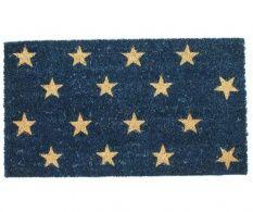 Vstupní rohož Tiny Stars Dark Blue 40x70 cm