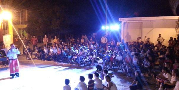 Gobierno municipal lleva posadas navideñas a las colonias de Puerto Vallarta