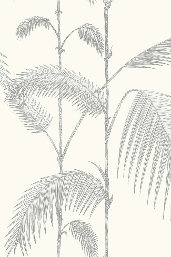 Cole & Son - Contemporary Restyled - Palm - 2 Colours Available - from Rockett St George