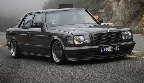 Mercedes-Benz W 126                                                                                                                                                                                 More