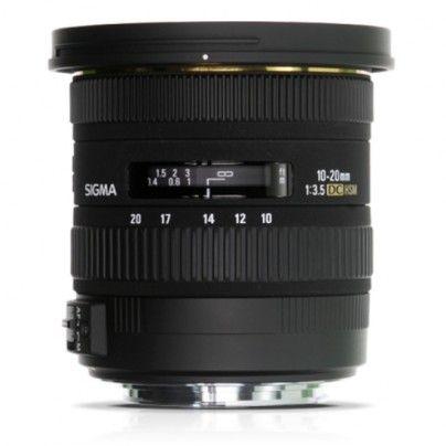 SIGMA 10-20/3.5 EX DC HSM Wide Angle Lens for Nikon