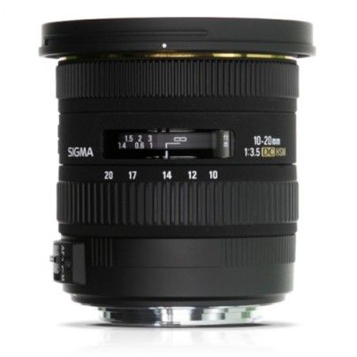 SIGMA 10-20/3.5 EX DC HSM Wide Angle Lens for Nikon