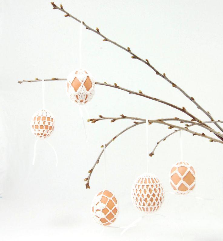easter egg crochet Pattern van kitsdiezijn op Etsy, $3,00