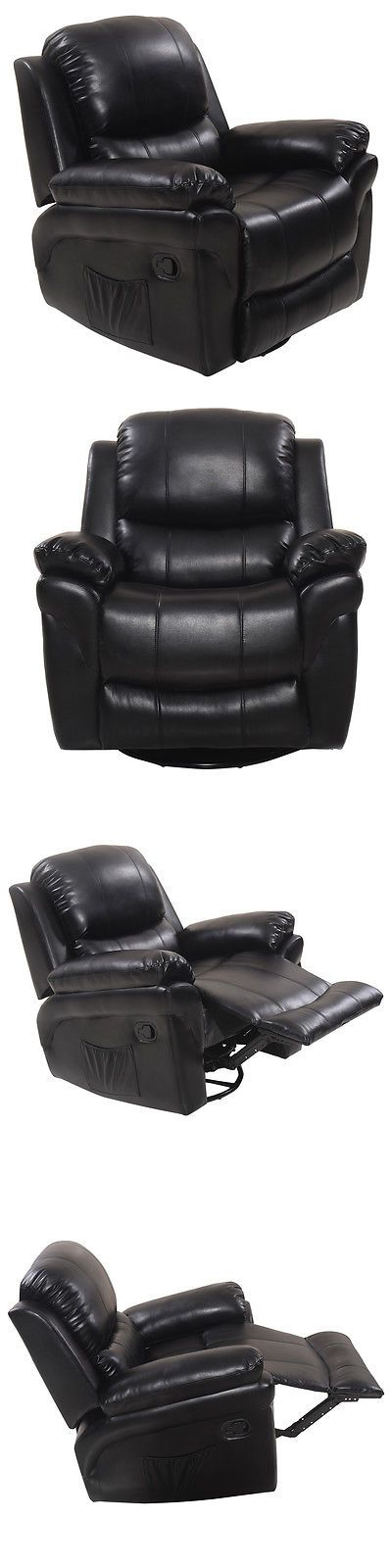 Electric Massage Chairs: Massage Sofa Recliner Chair Rocking Lounge Heated Swivel Ergonomic W Control -> BUY IT NOW ONLY: $259.99 on eBay!