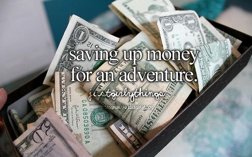 Life goal: not having money, but having enough money to go on crazy insane…