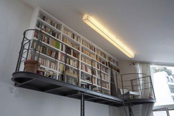 Дизайн домашней библиотеки. Фото 15