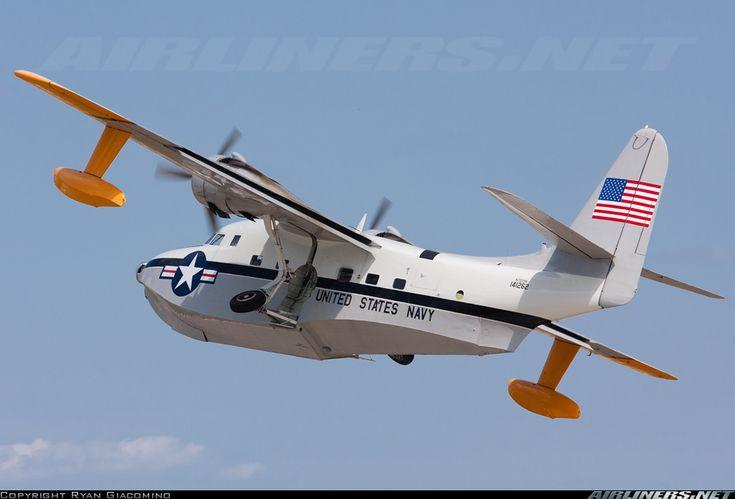 Grumman HU-16C Albatross aircraft picture