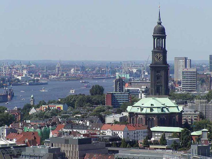 Michel Hamburg - St. Michaelis Kirche - Öffnungszeiten, Bilder ...