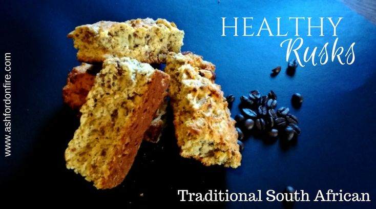 South African Healthy Rusks {www.ashfordonfire.com}