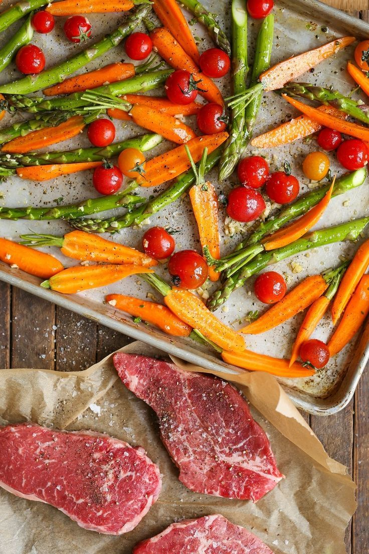 Sheet Pan Steak and Veggies is an effortless one-pan meal that's perfect for a busy night! Chungah Rhee, the blogger behind Damn Delicious and creator of some of the most popular recipes on Pinterest, shared  one of the most effortless, quick, and easy recipes for sheet pan suppers we've ever seen! Try this #miraclemeal for one of your dinners or meals this week with your family.