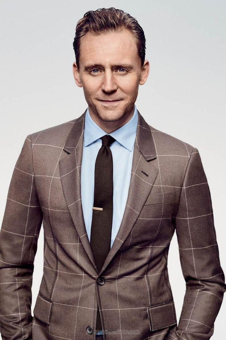 Tom HIddleston para GQ USA Marzo por Nathaniel Goldberg
