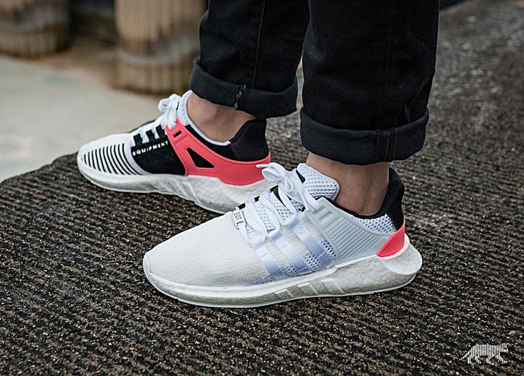 Adidas EQT Support 93/17 White/Turbo