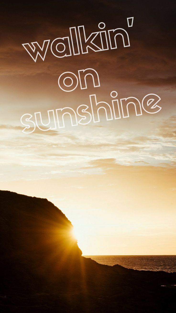 Walkin' On Sunshine Sunset Club March 2017 Freebie. Let's chase sunsets - - come join the sunset club at Samba to the Sea at The Sunset Shop!