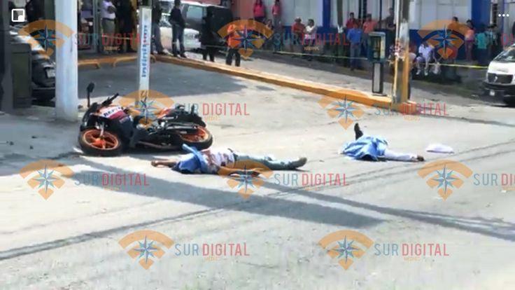 Asesinan a dos hombres en Chilpancingo