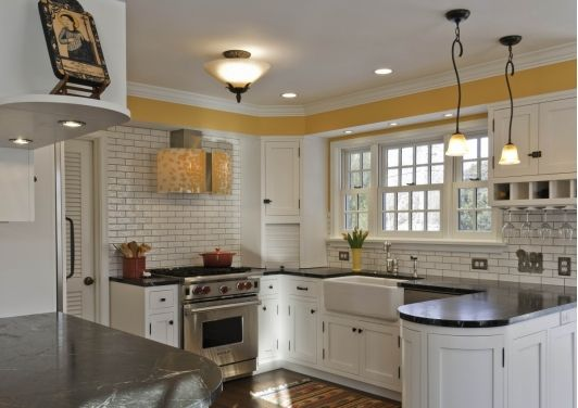 Kitchen Remodeling -Home and Garden Design Ideas