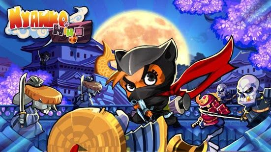 Nyanko Ninja - VER. 1.08 Unlimited Coins  Download @ http://androidgamemods.com