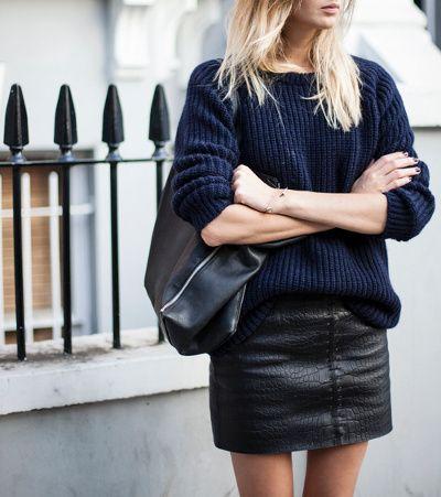 Dior, Cuir, Pull... - Tendances de Mode