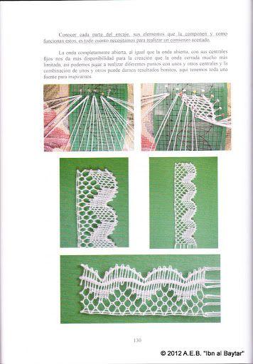 Metodo Nazareno de Encaje de Bolillos - DOS HERMANAS - Sevilla - 2010 - Manolo PEREZ-CHUECOS - Álbumes web de Picasa