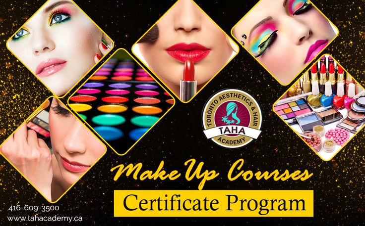 Enroll today with #Makeup #Lessons, #Courses, #Classes in #Toronto. Get career growth. Learn techniques & easy methods. goo.gl/0WQ4E1