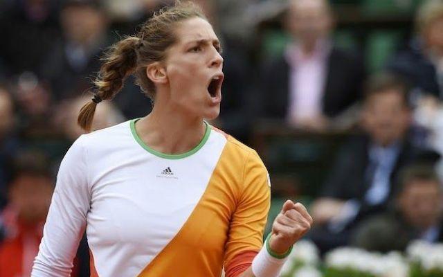 Andrea Petkovic #tennis #petkovic #rolandgarros
