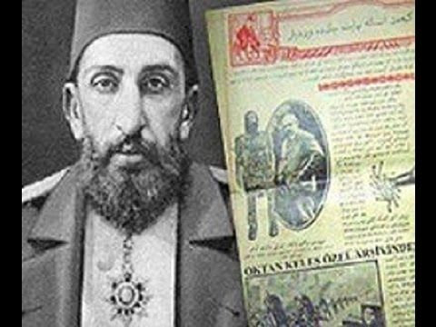 SULTAN ABDÜLHAMİD'İN ROBOTU - YouTube