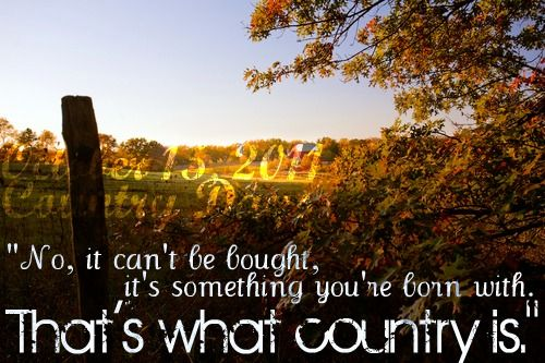 luke bryan - that's what country is