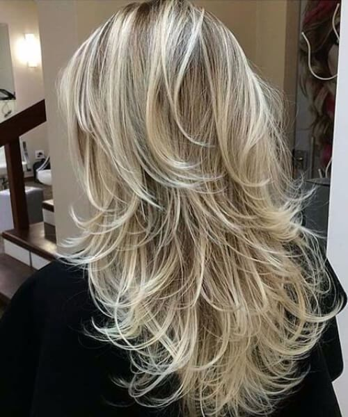 45 Atemberaubende Layered Haarschnitte