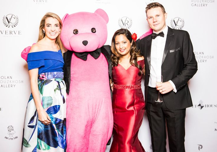 The Verve Rally hosted their inaugural fundraising Gala Ball on Wednesday night at The Bloomsbury Ballroom in London, raising over £10,000 for Make-A-Wish Foundation, which grants magical wishes to enrich the lives of children and young people fighting life-threatening conditions. #charity #londonlife #makeawish