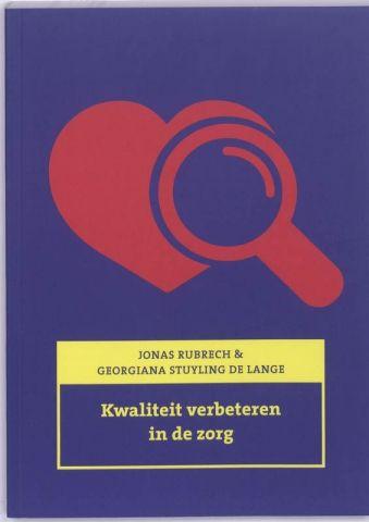 Kwaliteit verbeteren in de zorg is een praktisch handboek voor (toekomstige) zorgverleners. Het helpt je kennis en vaardigheden te ontwikkelen die nodig zijn om concrete verbeteringen in de praktijk door te voeren. Na Deel 1: inleiding en theoretisch kader Deel 2: stapsgewijs van knelpunt tot  geïmplementeerde verbetering Deel drie: naslagwerk van hulpmiddelen en vaardigheden zoals timemanagement, weerstandsanalyse en deskresearch. ISBN: 9789043018067