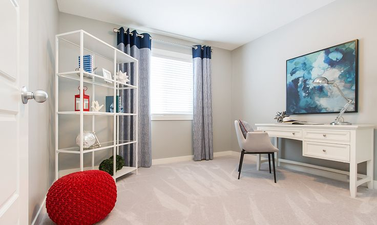 Great work-space for a home office or bedroom for the littles!