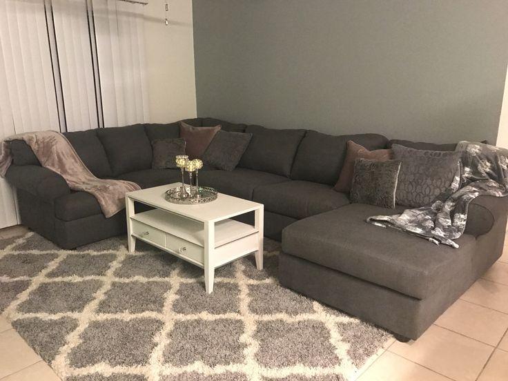 My dream living room complete, Pinterest inspired 💗 ...