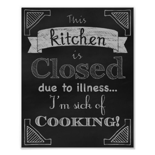 25+ Best Kitchen Chalkboard Quotes On Pinterest
