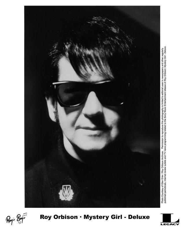 Roy Orbison - Mystery Girl.