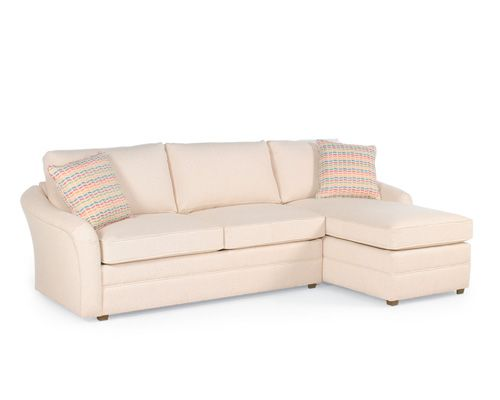 Braxton Culler 518 Sectional With Chaise Star Furniture Seaside