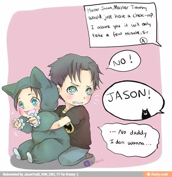 AWWWWWE!!! TIMMY AND JASON ARE SO CUTE!!!! (^-w-^)