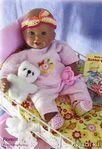 Одежда для пупсов-младенцев (выкройки). Обсуждение на LiveInternet - Российский Сервис Онлайн-Дневников