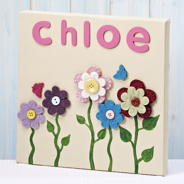 Ideas Library - Personalised Canvas   Hobbycraft