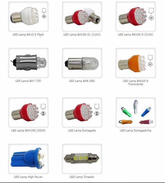lampadas automotivas 2