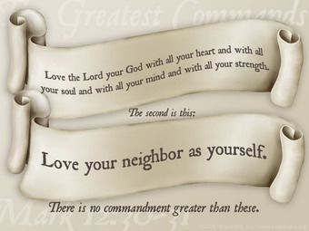GREATEST COMMANDMENT - PART II