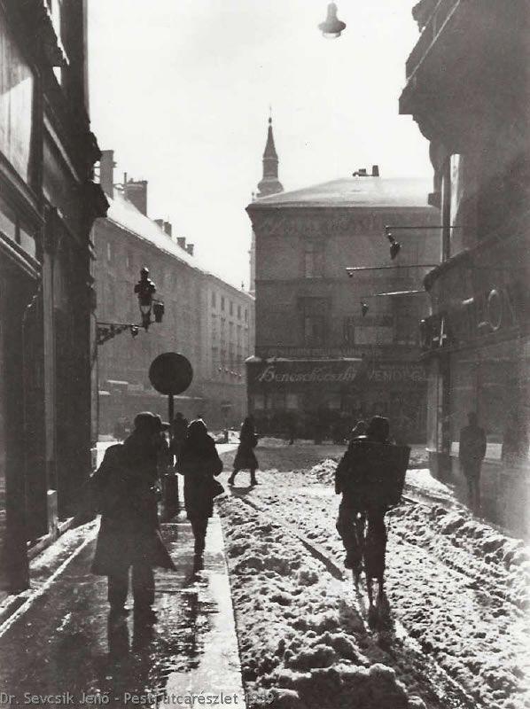 budapest, 1939