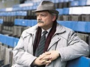 David Jason as Detective Frost.  The Frost books and BBC series are terrific.