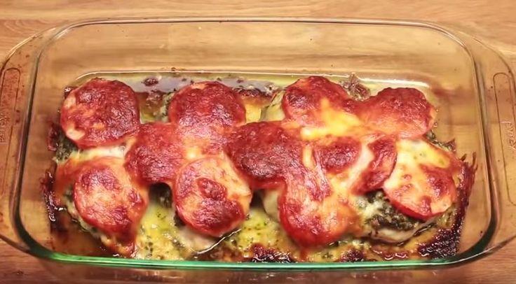 Heb je thuis een oven maar geen inspiratie? Dan maak je vanavond dit koolhydraat arme recept! Slechts 4 ingrediënten en binnen een handomdraai gemaakt! - Gezonde ideetjes