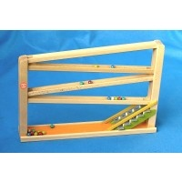Holzmurmelbahn mit Glockenspiel | Hersteller: Beck Holzspielzeug