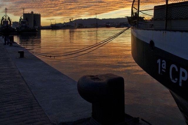 Malaga Port - Pier One