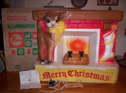 581 best Christmas Blow Molds images on Pinterest | Vintage ...